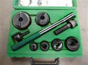 GREENLEE Tap & Die 7238SB SLUGBUSTER KNOCKOUT SET